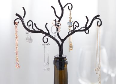 Wine - Vinaera Wine Bottle Jewelry Tree - VINAERA
