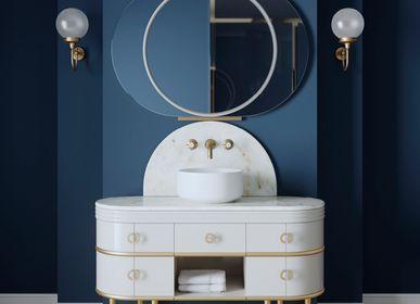 Bathroom furniture - Scottie vanity unit - DEVON&DEVON
