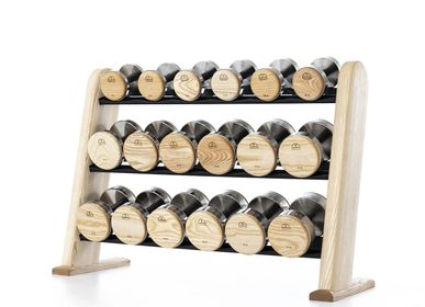 Appareils de fitness - DumbBells - Set d'haltères - WATERROWER FRANCE