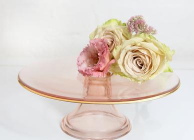 Cadeaux - Rose Glass - Support à gâteau - CRISTINA RE