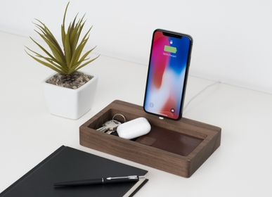 Range-tout - iPhone Dock Organisateur - OAKYWOOD
