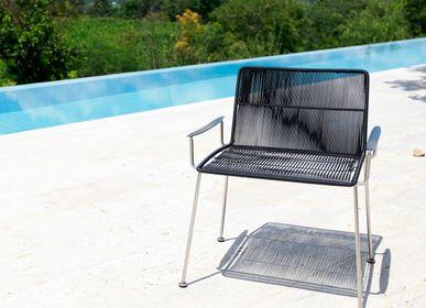 Chaises - Sylph Chair (Chaise d'extérieur) - ANGO