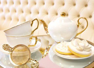 Mugs - Ivory Teaset - (2-Cup) - CRISTINA RE