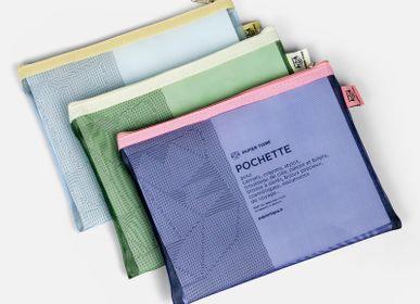 Papeterie bureau - Les Pochettes Mesh - PAPIER TIGRE