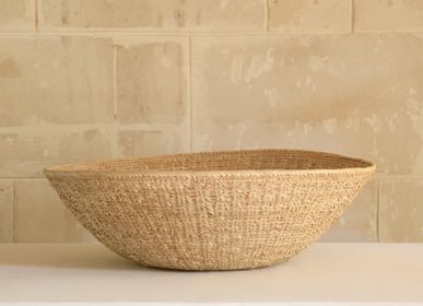Decorative objects - Crossweave Basket, South Africa - AS'ART A SENSE OF CRAFTS