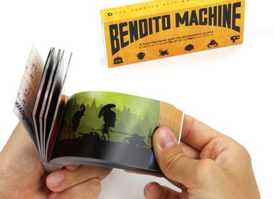 Creative Hobbies - Bendito Machine Flipbook - FLIPBOKU