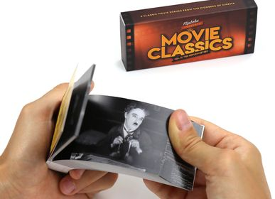 Creative Hobbies - The Movie Classics Flipbook - FLIPBOKU