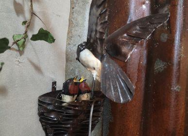 Decorative accessories - BIRD NEST COLLECTION - TERRE SAUVAGE