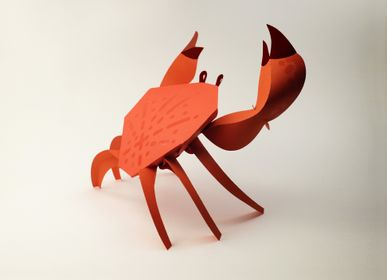Design objects - Paper craft - Cancridae - PLEGO