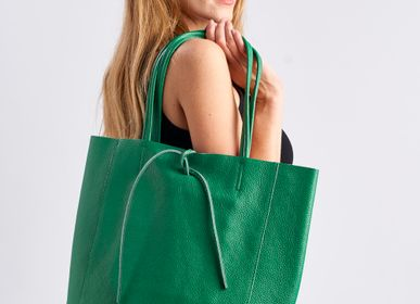 Bags / totes - Leather tote - MAISON FANLI