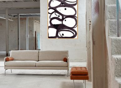 Affiches - Impression d'art Scribbles - METTEHANDBERG ART PRINTS