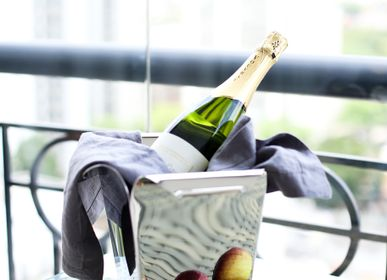 Orfèvrerie - Seau à Champagne Aspen - ORFEVRERIE ROYALE