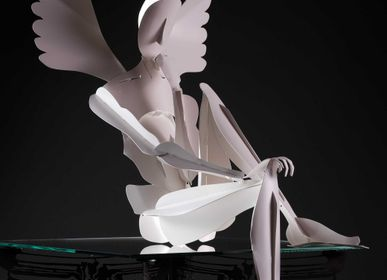 Sculpture - Sculpture Angels - MICHEL AUDIARD