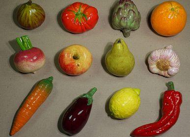 Decorative objects - Série: LES BHUMIS - LA GALINE
