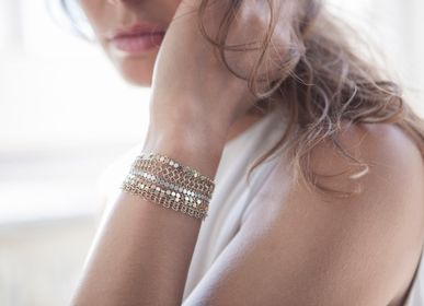 Jewelry - OOOO Jewelry - The Louison Collection - Necklaces, bracelets, rings and earrings - PASCALE LION