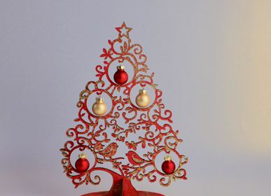 Christmas decoration - Christmas tree small , 25 cm - KOELNSCHAETZE
