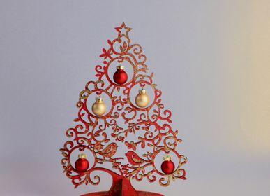 Décorations de Noël - Sapin de Noël petit, 25 cm - KOELNSCHAETZE