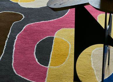 Contemporary carpets - PROFIL NOCTURNE - TOULEMONDE BOCHART