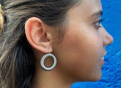Accessoires cheveux - BOUCLES D'OREILLES SENSE - LA MOLLLA .