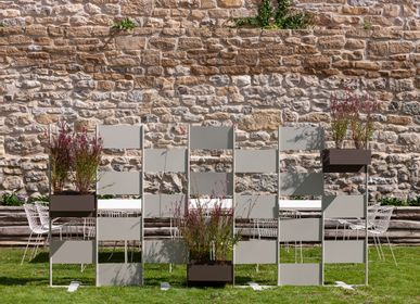 Outdoor space equipments - ESTHER & TONIN Screen - ISIMAR