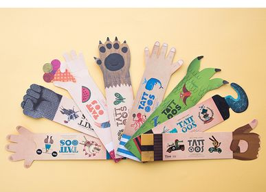 Kids accessories - TATTOOS - HANDS - LONDJI