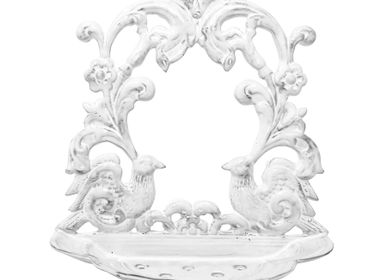 Soap dishes - Oiseau large soap dish - CARRON PARIS