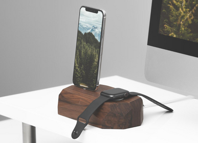 Organizer - Combo dock - iPhone & Apple Watch charger - OAKYWOOD