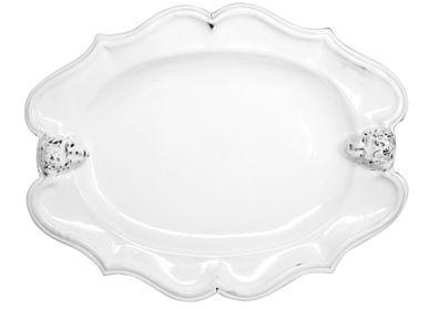 Platter, bowls - Mon Ange large platter - CARRON PARIS