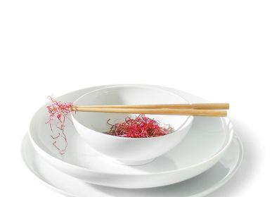 Assiettes au quotidien - MY CHINA! White - SIEGER BY FÜRSTENBERG