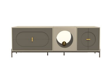 Baby furniture - TV-console EXCENTRIQUE (miracle2people studio) - UKRAINIAN DESIGN BRANDS