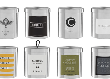Bougies - PRIVATE LABEL - HYPSOÉ - LUXURY FRAGRANCES MADE IN PARIS