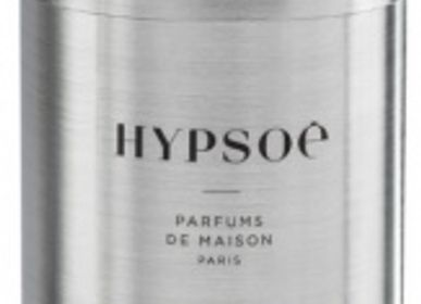 Bougies - BOUGIES MÉTAL - HYPSOÉ - LUXURY FRAGRANCES MADE IN PARIS
