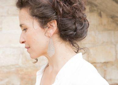 Jewelry - Les bijoux OOOO - Earrings 20 - PASCALE LION