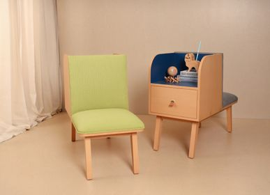 Armoires de bureau - Penelope Kid's Chair - ALBERO