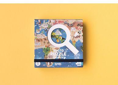 Jeux - MICROPUZZLES - LONDJI