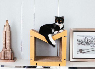 Pet accessories - KAFBO HOME M Shape S – Brown - KAFBO