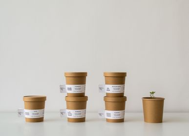 Coffee and tea - Drink it - Plant it | Organic Herbal Teas - RHOECO - FINE ORGANIC GOODS