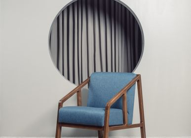 Lounge chairs - Damien Chair - ALBERO
