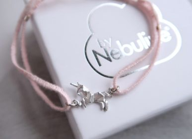 Accessoires enfants - Bracelet Licorne Origami, des bijoux de qualité byNebuline - BYNEBULINE