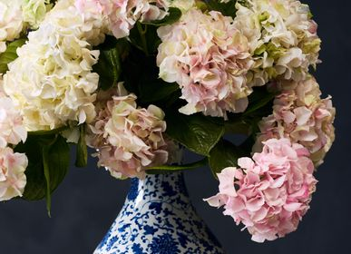 Décoration florale - Real touch hydrangeas - Silk-ka Artificial flowers and plants for life! - SILK-KA