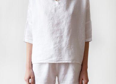 Homewear - Women linen pyjama - LINEN TALES