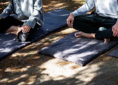Homewear bien-être - Coussin de méditation - THE ORGANIC COMPANY