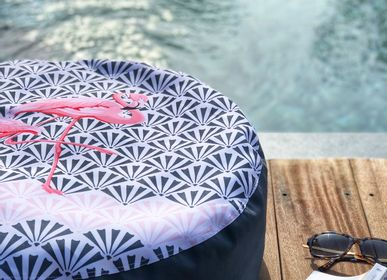 Cushions - Poufs collection SUMMER 2020 - LOOPITA