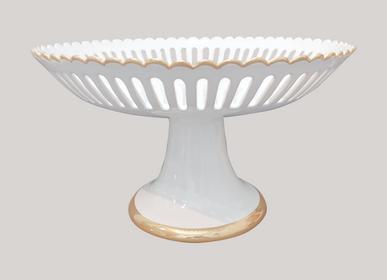 Ceramic - Bourg-Joly Martin découpe droit sur pied haut basket - BOURG-JOLY MALICORNE