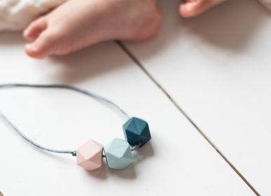 Puériculture - Simple Dimple| Collier de portage, d'allaitement et de dentition - MINTYWENDY