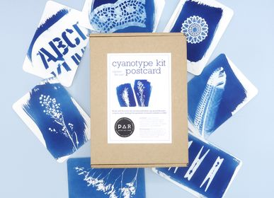 Gift - DIY Cyanotype kit - Postcard - PAR