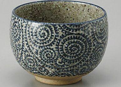 Bols - Bols à riz, à soupe avec ou sans couvercle en céramique fabriqués au Japon - SHIROTSUKI / AKAZUKI JAPON