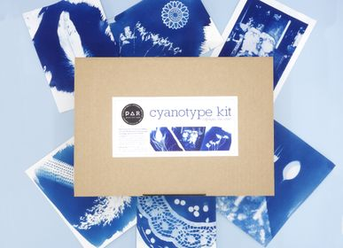 Gift - DIY Cyanotype kit - Paper - PAR