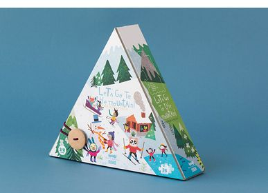 Toys - LET'S GO TO THE MOUNTAIN PUZZLE - LONDJI