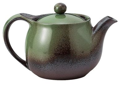 Tea and coffee accessories - Made in Japan ceramic teapots - SHIROTSUKI / AKAZUKI JAPON